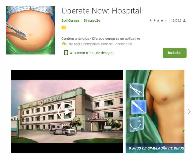 Confira curiosidades sobre o jogo Operate Now: Hospital - 2