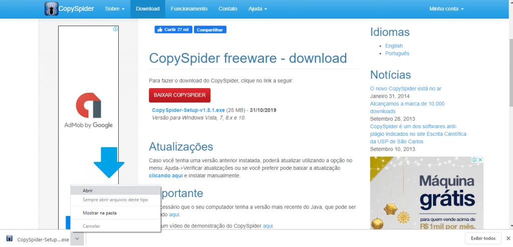 Conheça o Copyspider, app que detecta plágio gratuitamente - 5
