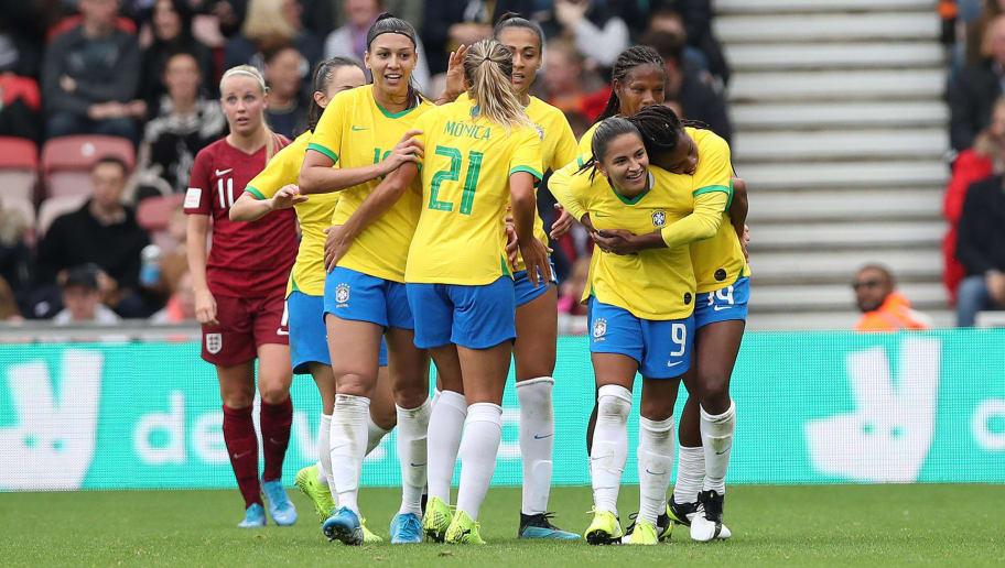 Efeito Pia? Seleção Brasileira Feminina retorna ao top-10 do ranking da FIFA - 1