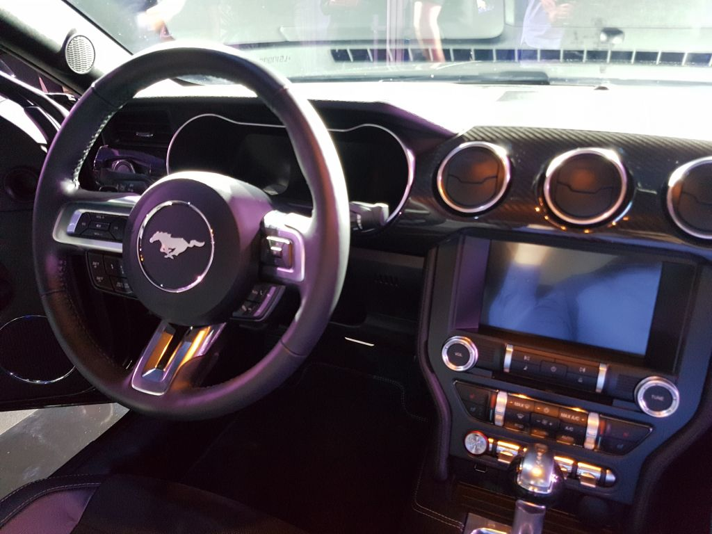 Ford anuncia Mustang Black Shadow e confirma chegada de SUV elétrico no Brasil - 3