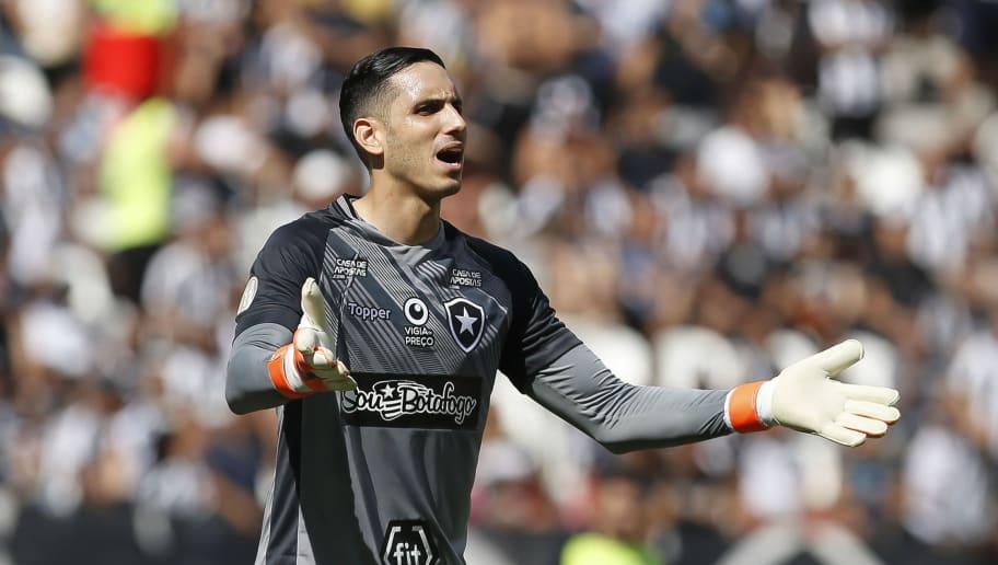 Gato Fernández, pai de Gatito, do Botafogo, indica futuro do goleiro na próxima temporada - 1