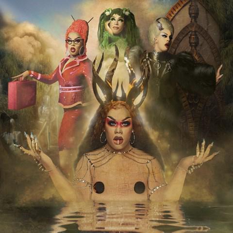 Gloria Groove mostra capa de álbum criada por fãs e anuncia o Baile da Alegoria - 2