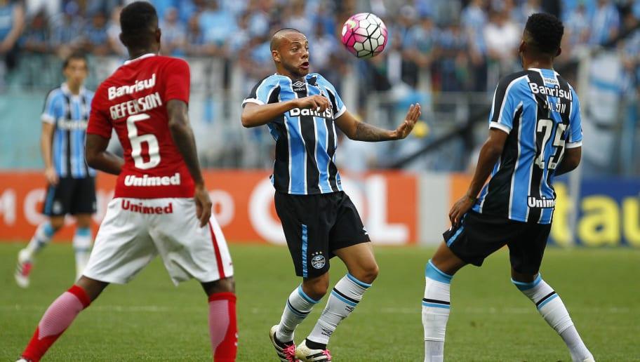 Grêmio define preço para vender Guilherme - 1