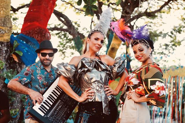 Ivete Sangalo grava clipe na Praia do Forte - 2