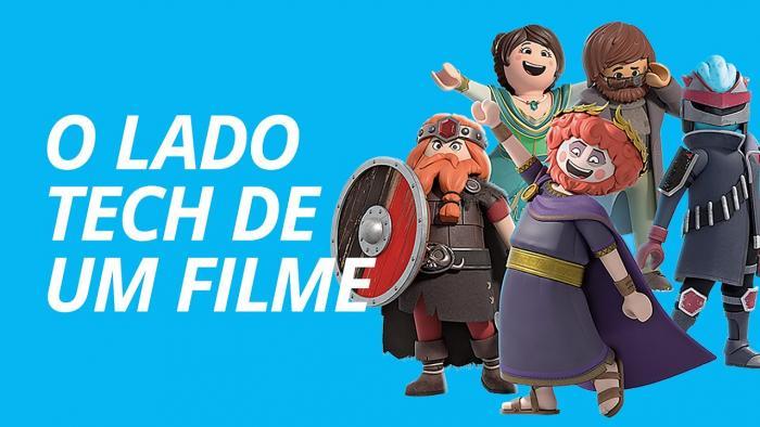 Playmobil: O Filme | A tecnologia por trás da animação - 1