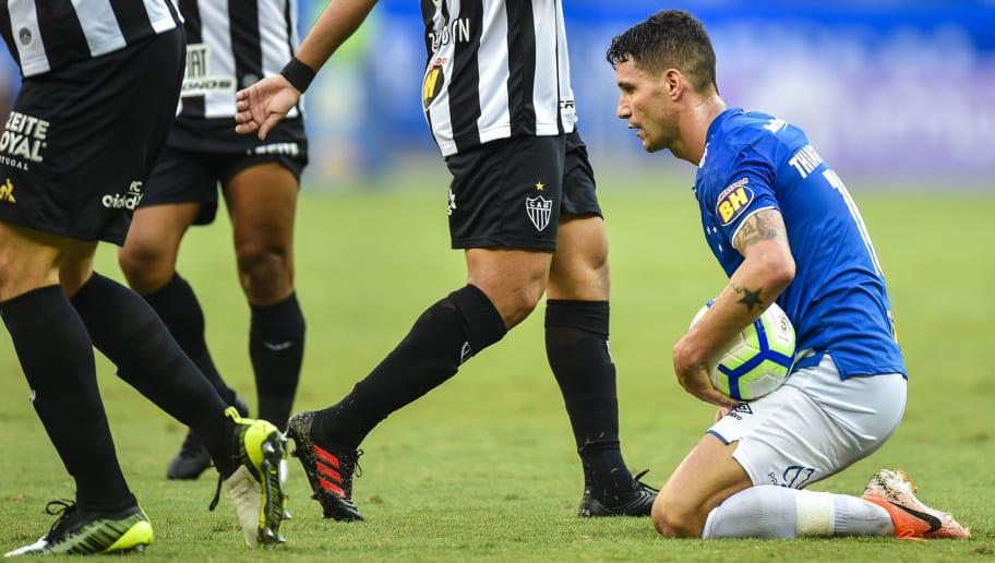 Rei na barriga: 2019 escancarou a pior faceta de Thiago Neves - 1