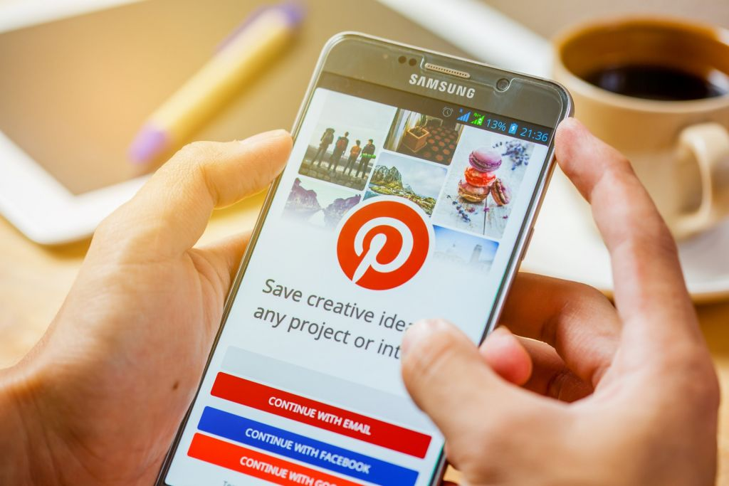 Saiba como salvar imagens do Pinterest na galera de fotos de seu smartphone - 3