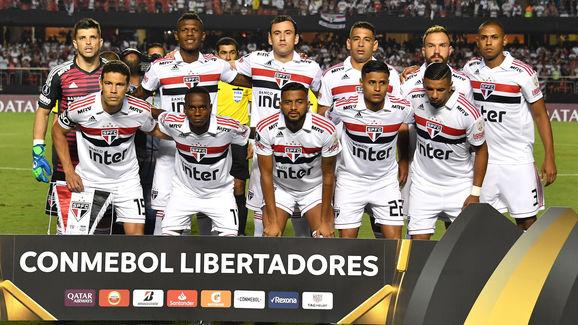 FBL-LIBERTADORES-SAOPAULO-TALLERES-TEAM