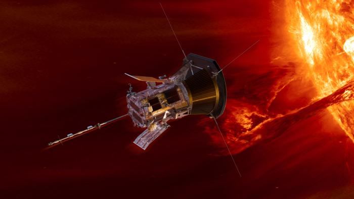 Sonda da NASA está cada vez mais perto do Sol e já proporciona descobertas - 1