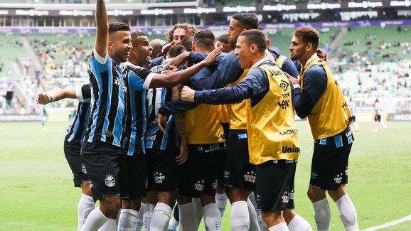 Palmeiras v Gremio - Brasileirao Series A 2019
