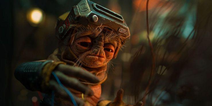 Star Wars 9 apresenta personagem mais fofo que o Bebê Yoda - 1