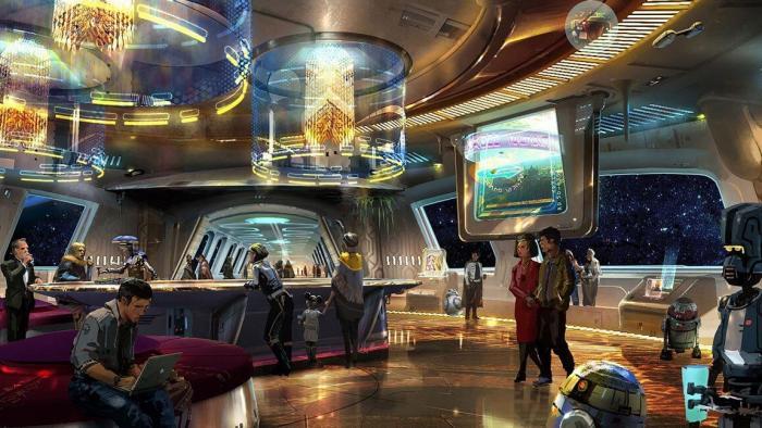 Star Wars: Galactic Starcruiser | Novo hotel temático é anunciado para 2021 - 1