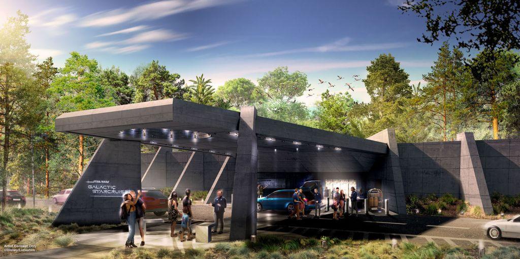 Star Wars: Galactic Starcruiser | Novo hotel temático é anunciado para 2021 - 2