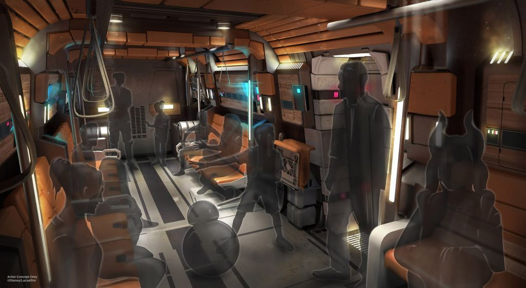 Star Wars: Galactic Starcruiser | Novo hotel temático é anunciado para 2021 - 3