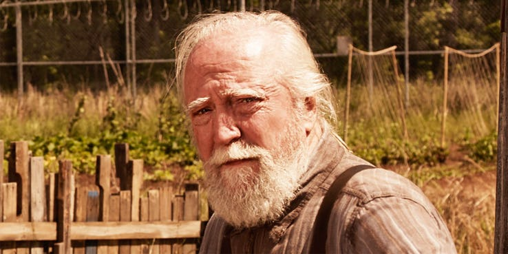 The Walking Dead: os personagens que saíram e prejudicaram a série - 11