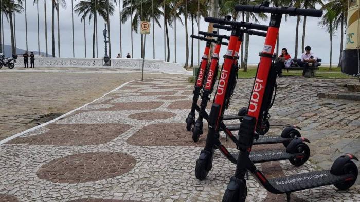 Uber aposta em patinetes elétricos no Brasil - 1