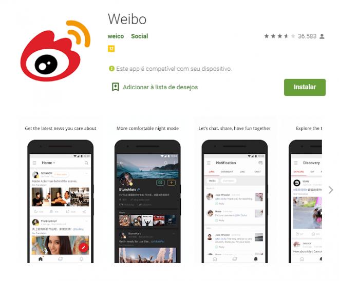 Weibo: conheça a principal rede social da China - 3