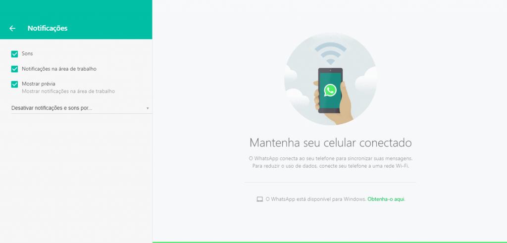 WhatsApp Web: saiba como ver mensagens escondido no app - 4