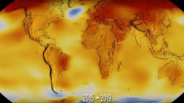 2019 foi o segundo ano mais quente da história, confirma NASA - 1
