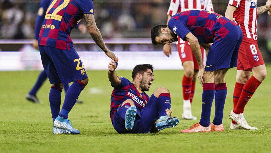 4 opções no mercado para o Barcelona substituir Luis Suárez - 1