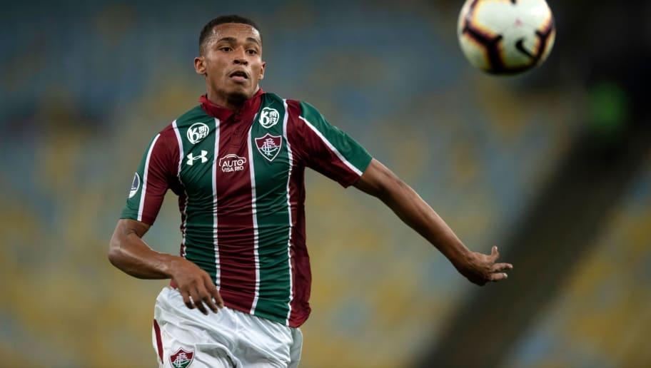 A camisa 9 tem dono: Fluminense divulga numeração para a temporada 2020 - 1