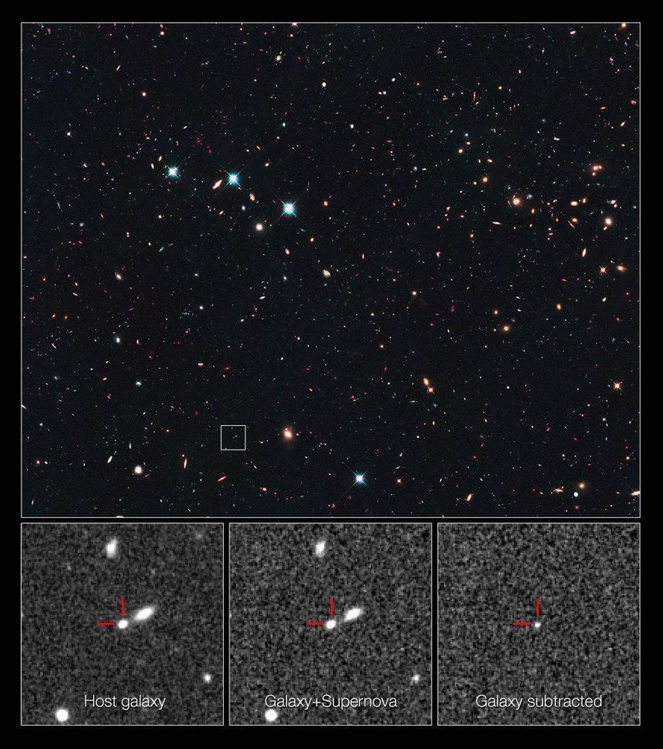 Aqui estão os objetos mais distantes já encontrados no universo — até agora - 3