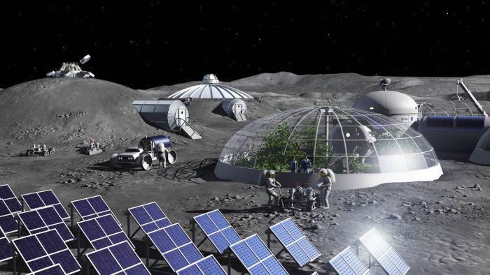 Cientistas descobrem como produzir oxigênio a partir de poeira da Lua - 1