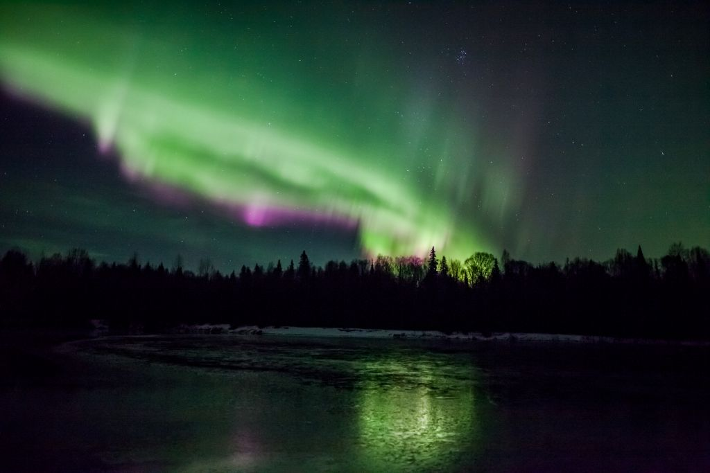Como ver a aurora boreal pelo Google Maps - 2