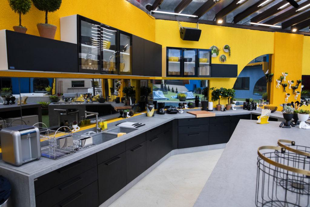 Parte externa da casa BBB20 (Globo/Victor Pollak).