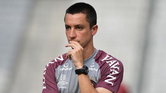 Eduardo Barros exalta vitória do Athletico e revela planos para lançar destaques na equipe principal - 2