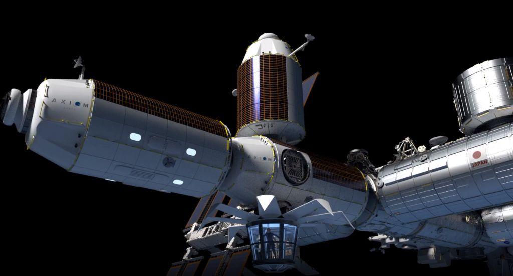 Estação Espacial Internacional vai ganhar um módulo comercial habitável - 2