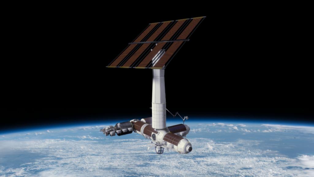 Estação Espacial Internacional vai ganhar um módulo comercial habitável - 3