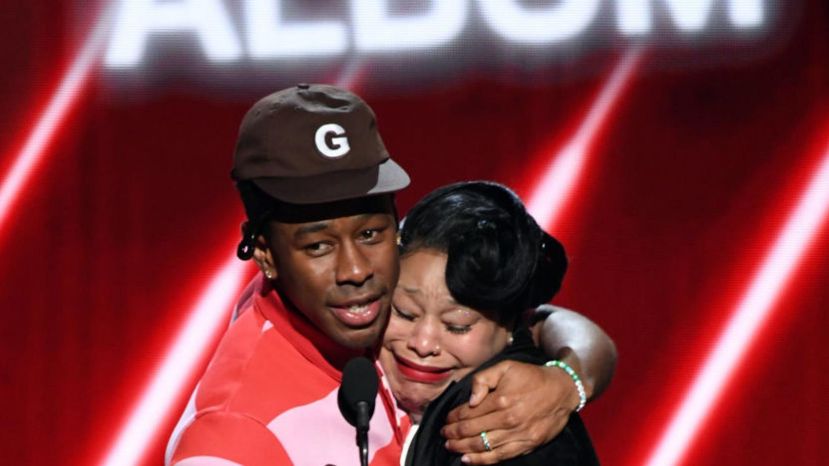 """Filho de Will Smith volta a chamar rapper de """"namorado"""" em comemoração de prêmio - 1"""