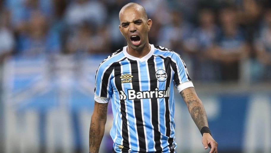 Fim da linha! Grêmio anuncia rescisão de contrato de Diego Tardelli - 1