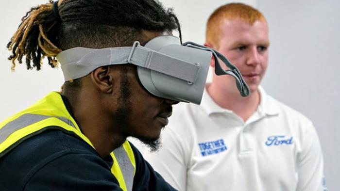 Ford usa realidade virtual para mostrar aos motoristas como é ser um ciclista - 1