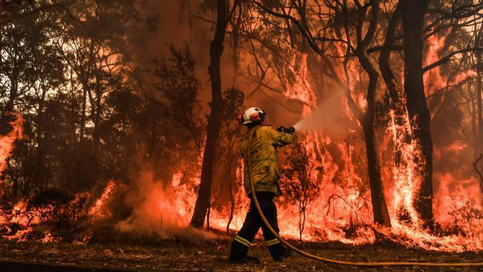 Fraca telecomunicação da Austrália deixa população desinformada sobre queimadas - 1