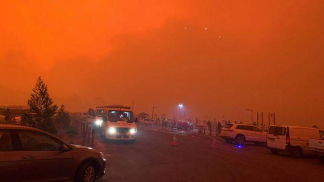 Fraca telecomunicação da Austrália deixa população desinformada sobre queimadas - 2