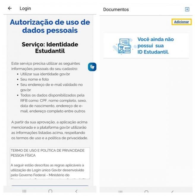 ID Estudantil: como fazer a carteira digital do estudante - 5