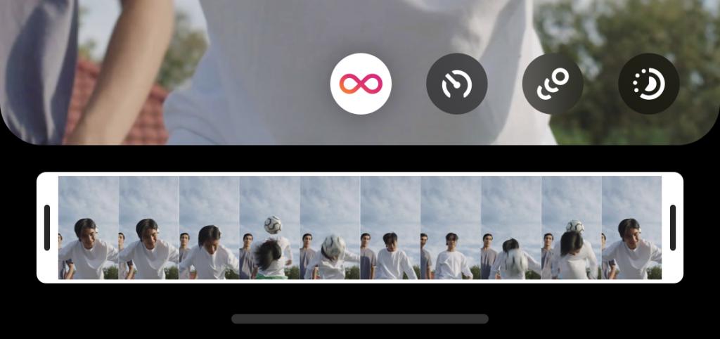 Instagram adiciona filtros e edição ao Boomerang para competir com TikTok - 3