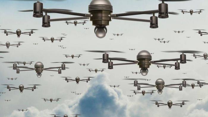 Invasão de privacidade: posso derrubar um drone que está sobrevoando minha casa? - 1