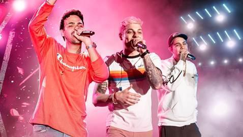 Lucca e Mateus lançam música com participação de MC Hariel! - 1
