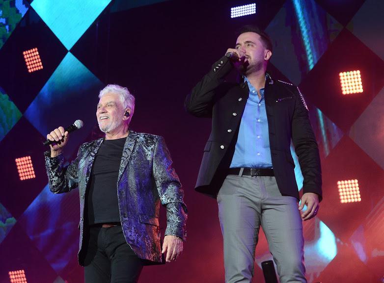 Matogrosso & Mathias anunciam gravação de