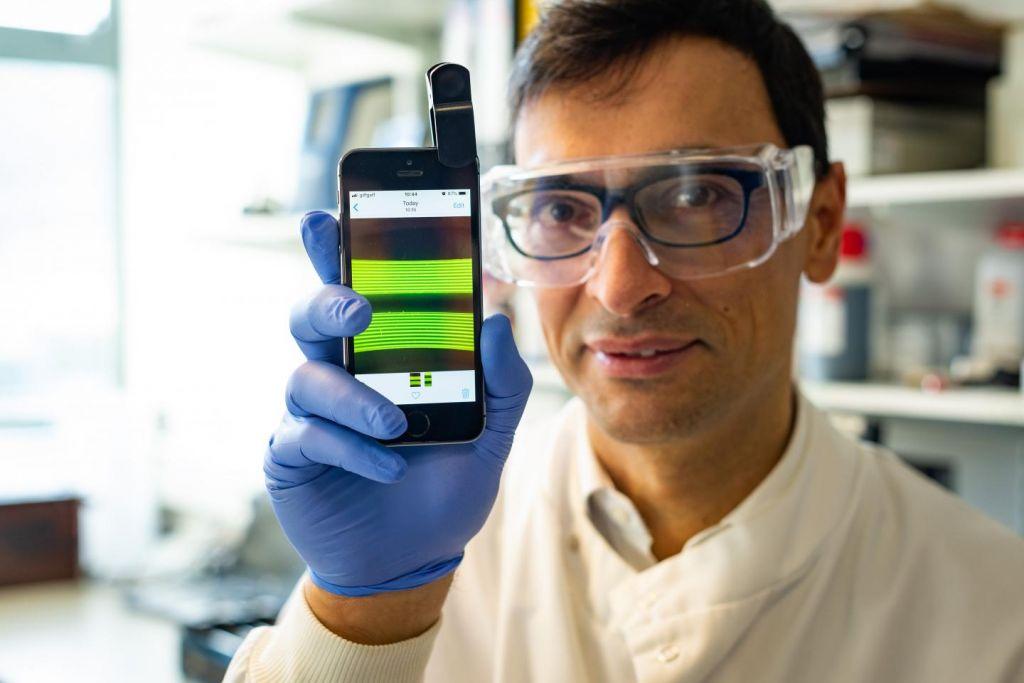 Médicos usam smartphone para detectar infecção urinária em apenas 25 minutos - 2