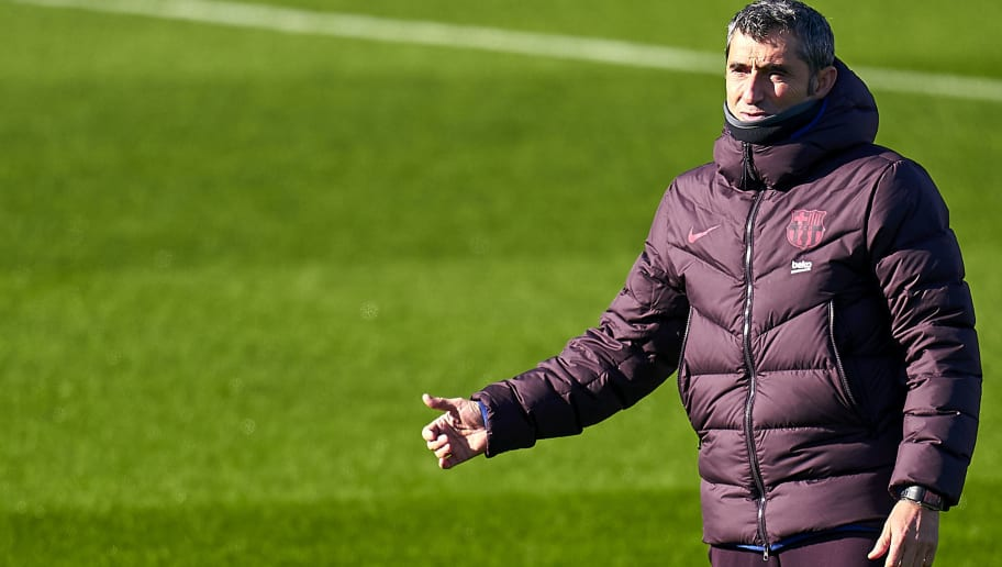 Para a história? Valverde pode igualar recorde de Cruyff e Guardiola no domingo - 1