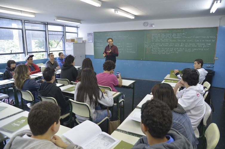 aulas de inglês idioma
