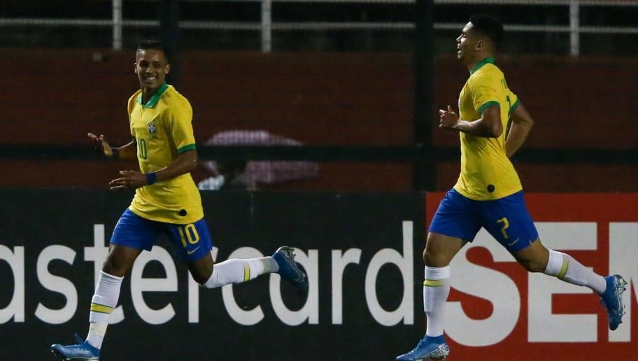 Rumo a Tóquio! Conheça 5 destaques da Seleção Brasileira Pré-Olímpica - 1