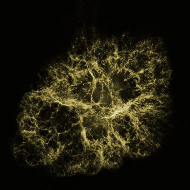 Veja a Nebulosa do Caranguejo ainda mais bela neste modelo 3D da NASA - 4
