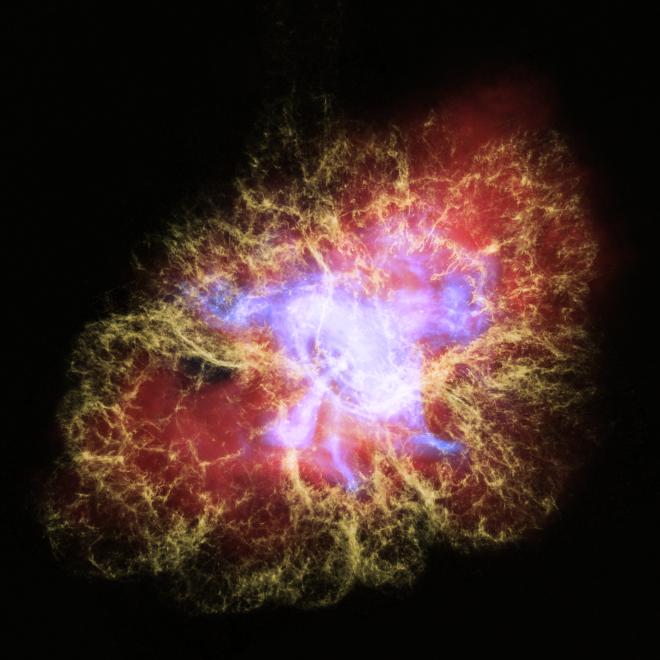 Veja a Nebulosa do Caranguejo ainda mais bela neste modelo 3D da NASA - 5