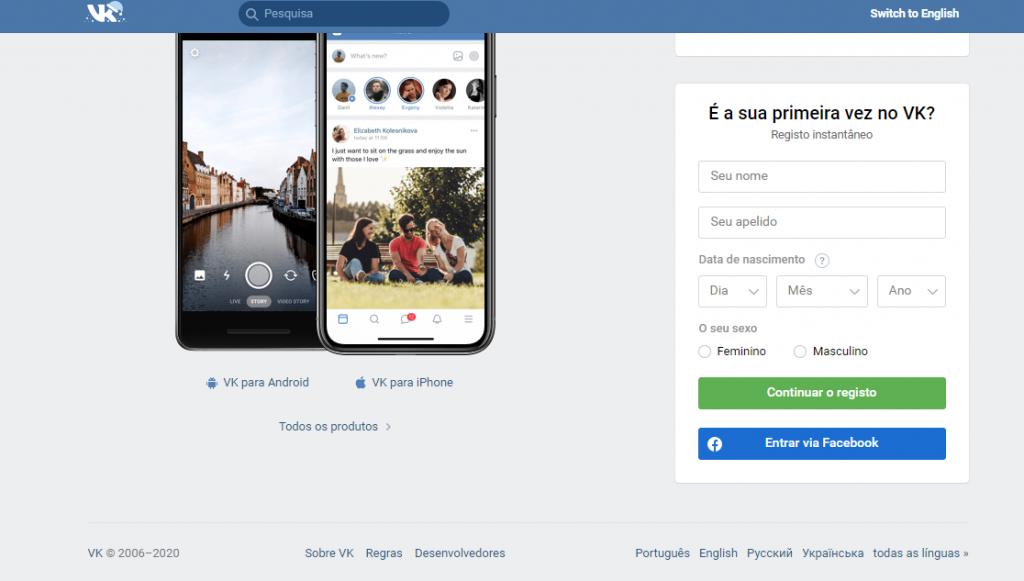 VK: conheça a rede social que é sucesso na Rússia - 2