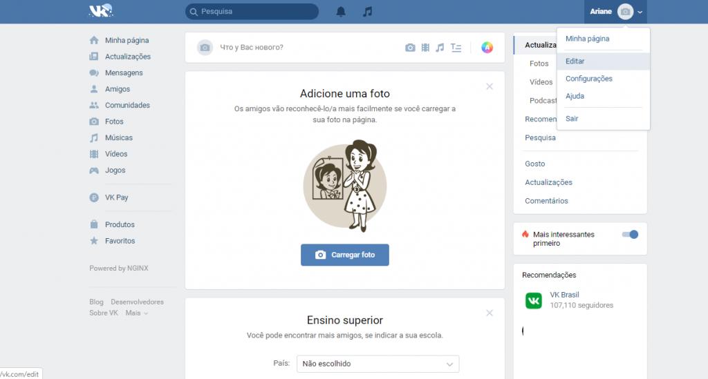 VK: conheça a rede social que é sucesso na Rússia - 4